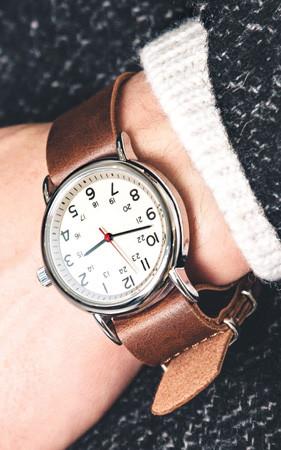ウィークエンダー腕時計