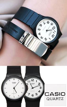 シンプルアナログ腕時計