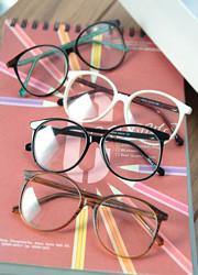 語剥離角のメガネ