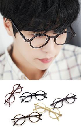 ドングリファッションのメガネ