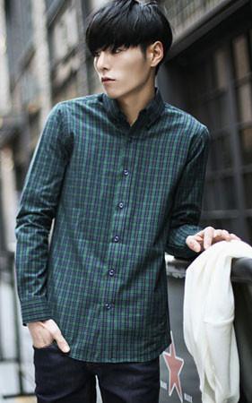 ロイドチェックシャツ