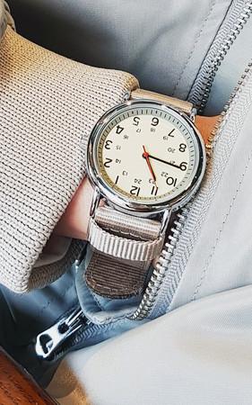 ウィークエンドNATOのバンドの腕時計