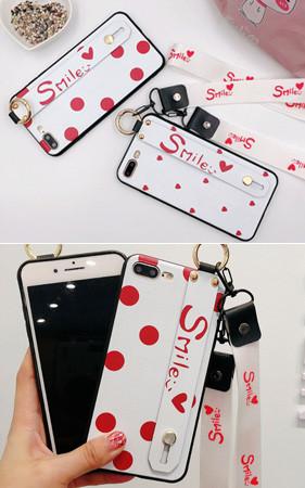 ハートスマイルiPhoneケース