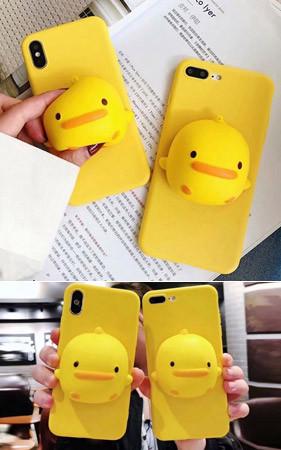ひよこ、iPhoneケース